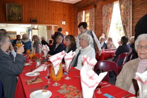 2018 July Lunch at Bayswater Retirement Village