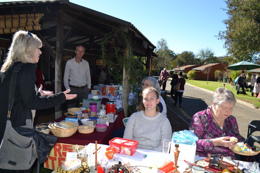 2019 Sunshine Fair at Bayswater Retirement Village